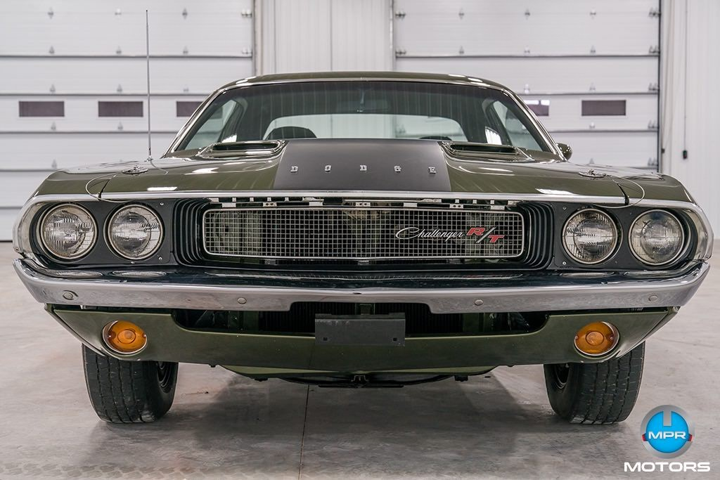 1970 Dodge Challenger Rt 440 6 Pack Mprmotors Com